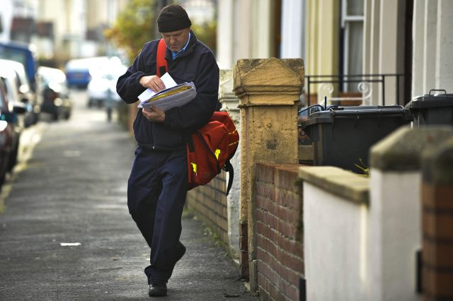 Royal Mail urges dog owners to be more responsible